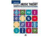 Alfred Essentials of Music Theory - BOOK ONLY