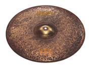 "Meinl Byzance 21"" Mike Johnston Signature Transition Ride"