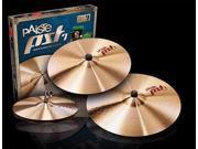 Paiste PST 7 Medium Cymbal Pack