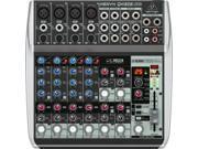 Behringer XENYX QX1202USB USB/Audio Interface Mixer (New)