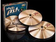 Paiste PST 7 Heavy Cymbal Pack