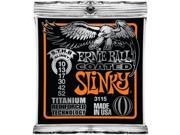 Ernie Ball Coated Skinny Top Heavy Bottom Electric Strings
