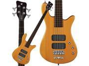 Warwick RockBass Streamer Standard 4-String Bass Guitar (Nirvana Black)