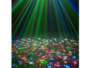 American DJ Stinger 3-In-1 Moonflower, Strobe & Laser Lighting Effect
