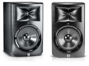 "JBL LSR308 Two-Way Powered 8"" Studio Monitors (Pair)"