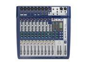 Soundcraft Signature 12 12 Channel Mixer
