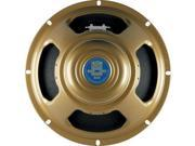 Celestion Alnico G10 Gold 10 Guitar Speaker 8 Ohm