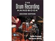 Hal Leonard The Drum Recording Handbook-Second Edition-Media Online