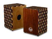 Latin Percussion Peruvian Solid Wood Brick Cajon