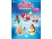 Hal Leonard Disney Princess Songbook Singer s Edition Audio Online