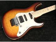 ESP E-II ST-1 Electric Guitar Tea Sunburst (SN:ES1460153) 9SIA5444MZ9081