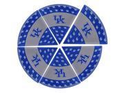 NCAA Kentucky Wildcats Pizza Plate Set of 6