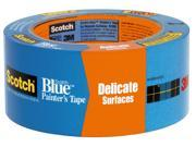 3m 2in. Scotch Safe Release Painters Masking Tape Faux Decorative 2080 2A