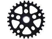 CHAINRING 1pc ODYSSEY 28T CHASE HAWK 6mm BK