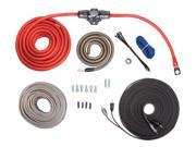 4 AWG Complete Amplifier Install Kit