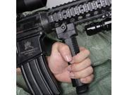 Black Tactical 20mm RIS Foregrip Picatinny Rail Fore Grip Bipod Airsoft Rifle