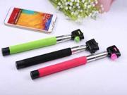 Handheld Wireless Bluetooth Mobile Phone Self Monopod for iPhone Samsung
