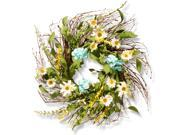 "22"""" Sunflower Wreath"" 9SIA55A5A07889"
