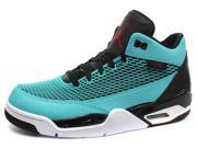New Nike Air Jordan Flight Club 80's Turquoise Mens Basketball, Size 8.5