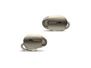 Sony 1000X Wireless Noise-Canceling Headphones BT 4.1 3hrs True Wireless Gold