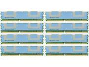 32GB (8X4GB) PC2-5300 667MHz 1.8V DDR2 ECC Fully Buffered  FBDIMM RAM Memory for HP Hewlett Packard Workstation xw8400 xw8600 (NOT FOR PC/MAC)
