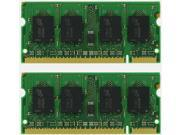 2G (2*1GB) PC2-5300 DDR2-667MHz MEMORY for Dell Inspiron 1300 B120 B130 6000 9300