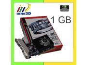 Inno3D NVIDIA DDR3 SDRAM Geforce 9 GT 1-GB PCI Express Video Graphics Card 1GB