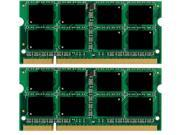 8GB Kit (4GBx2) PC2-5300 DDR2-667MHz 200-Pin SODIMM Memory HP - Compaq Business Notebook 8710w Mobile Workstation