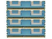 8GB (4*2GB) PC2-5300 240pin ECC FBDIMM Sever RAM Memory for Apple Mac Pro (4-Core) 1st Gen (Not for PC/MAC)