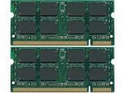4GB Kit (2*2GB) PC2-5300 DDR2-667MHz 200pin Sodimm Laptop Memory For Apple iMac Mid 2007