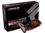 New Force3D Video Graphics Card AMD ATI Radeon HD 6450 2GB DDR3 PCI Express HMDI win7/vista or xp(SaveMart)