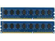 4GB (2X2GB) 256X64 PC3-10600 DDR3-1333MHz 1.5V NON-ECC 240PIN DIMM Desktop MEMORY