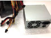 "400 Watt 24/20-pin ATX Computer PC Power Supply with SATA 5.9""(W)x3.4""(H)x5.5""(D)"