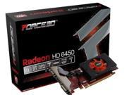 New  Force3D ATI HD 6450 2GB PCI Express Video Graphics Card HMDI HD6450 win7/vista/xp (SaveMart)