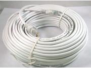 200FT 200 FT RJ45 CAT5 CAT 5E CAT5E Ethernet LAN Network Cable White