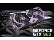 Inno3D NVIDIA Geforce GTX 960 OC Video Graphics Card SLI,HDMI 2.0,4K,4 monitors