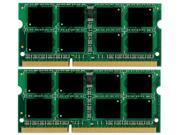 8GB 2*4GB Memory DDR3 204-Pin CL7 1.5V Non-ECC Unbuffered PC8500 HEWLETT-PACKARD EliteBook 8440p
