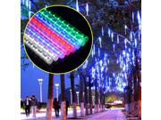 50CM 8Tube 240LED Waterproof Snowfall Meteor LED Light Christmas Wedding Outdoor for Xmas (4 colour a set)