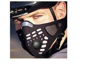 Vibob Half Face Mask Filter Air Pollutant for Bicycle Riding Traveling Open-air Activities Protective(Universal Type) 9SIA57F3VA8245
