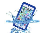"For iPhone 6 4.7"" Premium Waterproof Shock Dirt Snow Proof Case Cover Blue Color"
