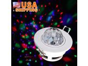 3W Full Color LED Voice-activated Rotating RGB Ceiling Stage Light DJ Disco Lamp 9SIV0FB38G7741