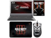 "ASUS ROG G752VY-DH72 17.3"" Gaming Laptop + Exclusive Black Ops Gaming Bundle"