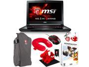 "MSI GS Series GS40 Phantom-001 14"" Gaming Laptop - Core i7 6700HQ, 16 GB Memory, 1 TB HDD, 128 GB SSD, GTX 970M + Gaming Bundle"