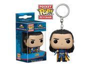 FUNKO POCKET POP KEYCHAIN Thor Ragnarok Loki VINYL ACTION FIGURE NEW 9SIAAX36RP3604
