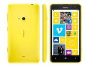 Nokia Lumia 625 Yellow (FACTORY UNLOCKED) 4.7