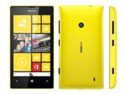 "Nokia Lumia 520 Yellow RM-914 (FACTORY UNLOCKED) 4"" IPS 8GB 5MPDual-Core"