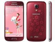 Samsung Galaxy S4 Mini Duos GT-i9192 Red LaFleur (FACTORY UNLOCKED) 4.3