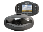 The Original Dash Cam Cyclops 4SK108 1080p High Definition Dash Cam with 1.5 inch LCD Monitor, G-Sensor, and 8GB mircoSD card