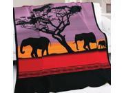 Biederlack Collection-african Dusk Blanket