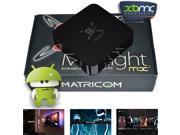 Matricom G-Box Midnight MX2 Android 4.2 Jelly Bean Dual Core XBMC Streaming Mini HTPC TV Box Player